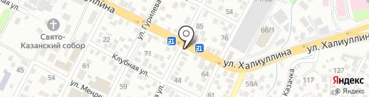 Lolipop на карте Алматы