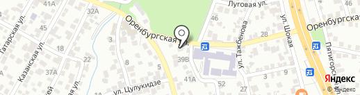 Volvo на карте Алматы