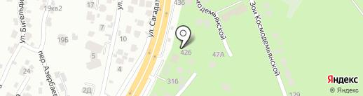 Plastilin на карте Алматы