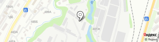 TASOTA на карте Алматы