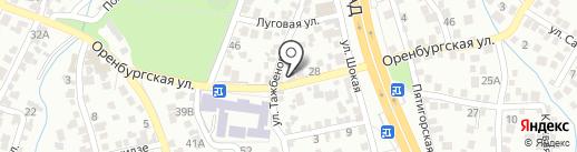 CHOCOLATE на карте Алматы
