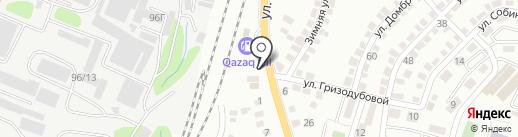 ДЕЖАВЮ на карте Алматы
