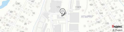 DanKo Commerce на карте Алматы