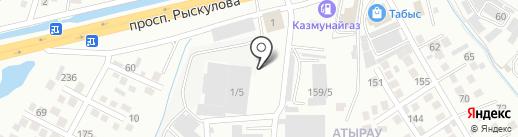 Artekey на карте Алматы