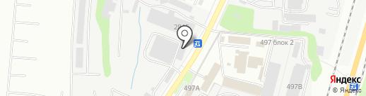 Perfect на карте Алматы