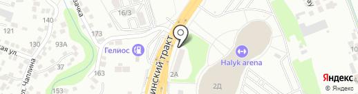 Kiturami на карте Алматы