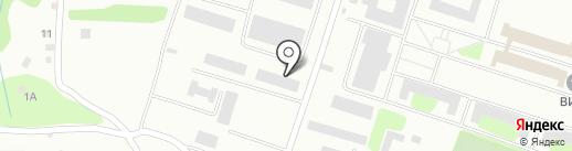 Гарыш на карте Алматы