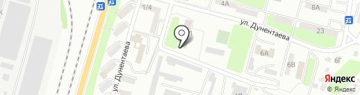 Центр адаптации несовершеннолетних при управлении образования г. Алматы на карте Алматы