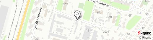 Alga productiоn на карте Алматы