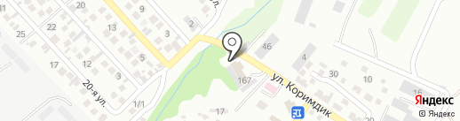 ITCG ART, ТОО на карте Алматы