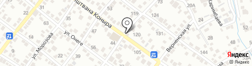 QuickPizza на карте Алматы