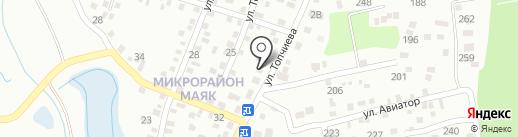 Tabys Group на карте Алматы