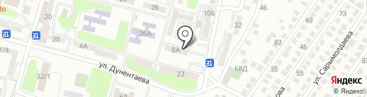 Производственно-установочная компания на карте Алматы