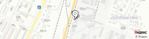 ALM Group на карте Алматы