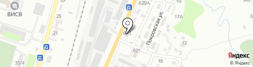Vi & Vi на карте Алматы