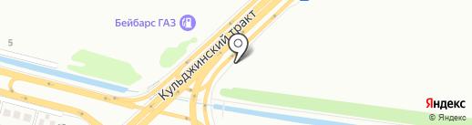 Zangar на карте Алматы