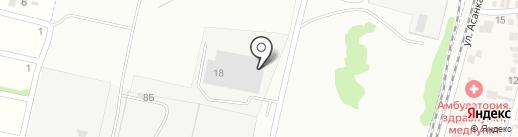 ПРОМЕТ на карте Покровки