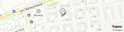 Ресторан Дома на карте Алматы