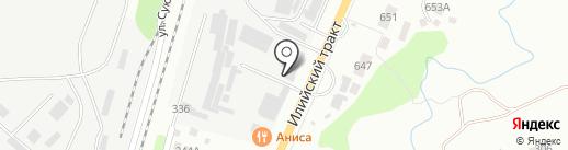 Гидромаш-Центр на карте Алматы