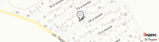 Пар Нас на карте Алматы