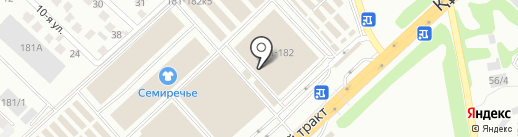 RTD Group на карте Алматы