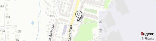 Berkut dance на карте Алматы