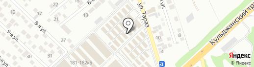 Сабыржан Company на карте Алматы