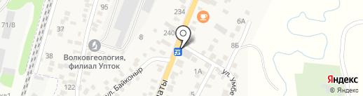 Жеке Кол на карте Покровки