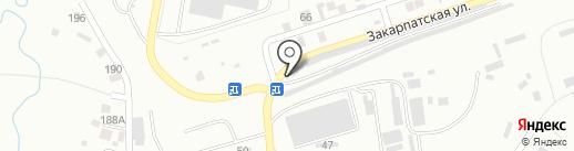 Элерон на карте Алматы