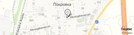 Руслан на карте Покровки