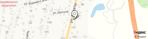 Ника, продовольственный магазин на карте Покровки