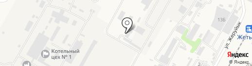 Производственно-торговая фирма на карте Отегена Батыра