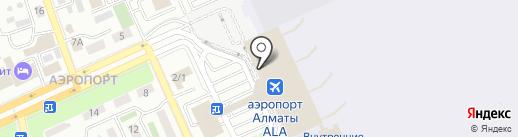 Creative Сafe на карте Алматы
