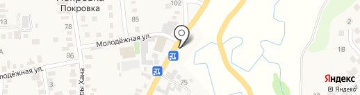 Цесна Гарант на карте Покровки