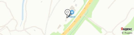 Керуен на карте Алматы