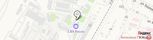 СпецСервис на карте Отегена Батыра