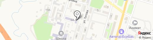 Детская музыкальная школа №1 Илийского района на карте Отегена Батыра