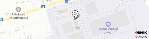IFC Colos на карте Алматы