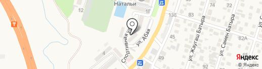 GREEN LIFE на карте Отегена Батыра