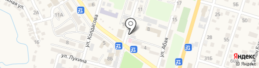 QIWI на карте Отегена Батыра
