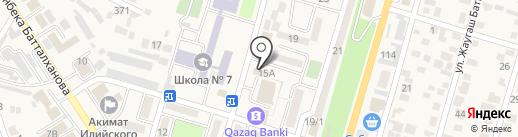 Мастерская по ремонту мобильных телефонов на карте Отегена Батыра