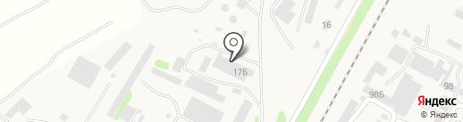 POLPAN Insulation KZ на карте Отегена Батыра