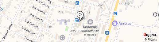 AMADEI production на карте Отегена Батыра