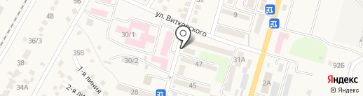 Progress на карте Отегена Батыра