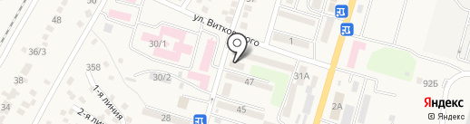Enisei Company на карте Отегена Батыра