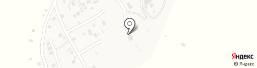 Арлан на карте Алматы