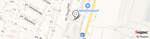 KazElektroBuild на карте Отегена Батыра