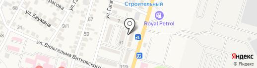 MyPost на карте Отегена Батыра