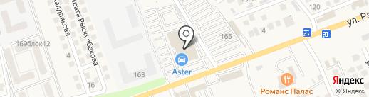 Aster-auto на карте Бесагаш