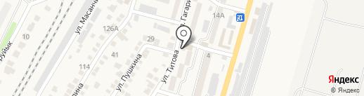 Шырын на карте Отегена Батыра